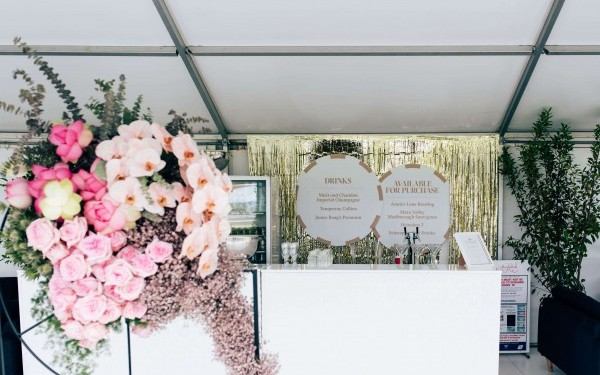 Adelaide Cup VIP Marquee