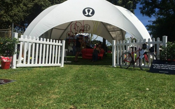 Lululemon Adelaide - Tour Down Under 2015