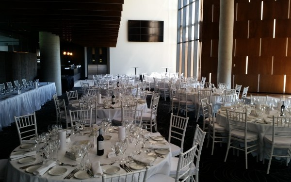 Cathedral Room Wedding (Adelaide Oval)