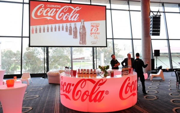 Coca-Cola Amatil 75th Anniversary