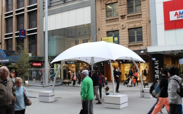 Rundle Mall Promotion