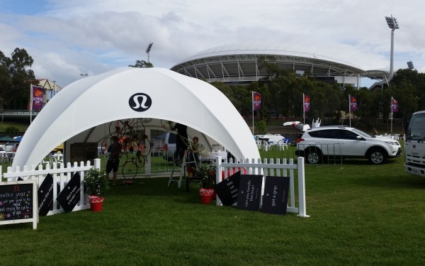 Lululemon Adelaide - Tour Down Under 2014