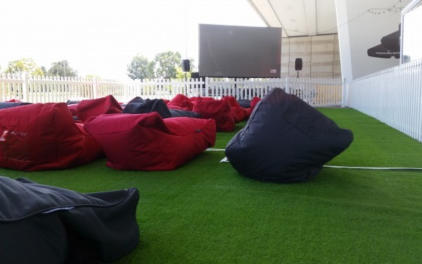 Adelaide Airport Pop-Up 'Chill' Area