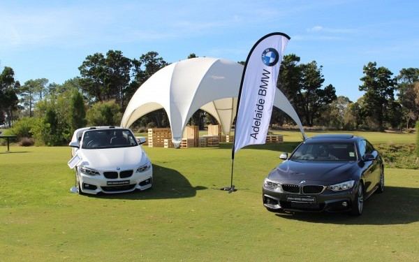 Adelaide BMW Golf Day