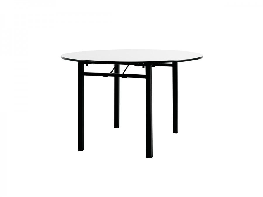 Round Trestle Table