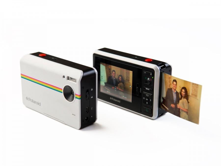 Digital Polaroid Cameras