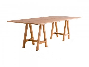 Wood Dining Table Hire In Adelaide