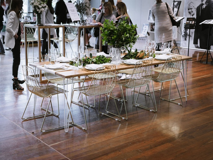 Hairpin Dining Party Hire Modern Party Hire Adelaide