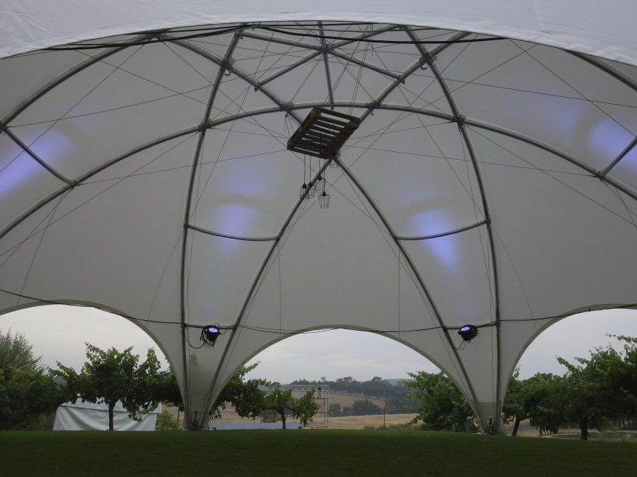 Marquee Hire Adelaide Hexadome Marquee